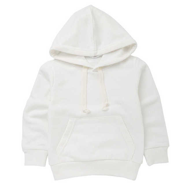 Baby Hooded Solid Color...