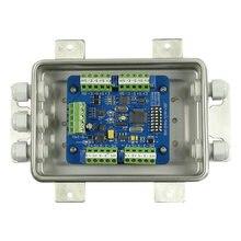 4 канальная цифровая система взвешивания распределительная коробка