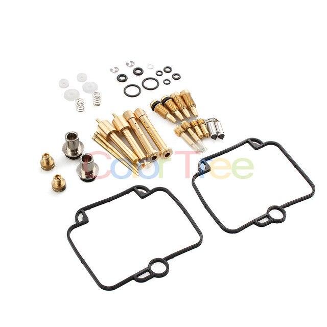 2 set Carburetor Repair Rebuild Kit Mikuni BST 33 for BMW F650 1993-2000 94 95 96 97 98 99 for Suzuki GS500 GS500E Carburetors 3