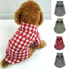 Clothing Pet-Shirt Dog-Accessories Puppy Cute Cotton Comfortable Warm Soft Colorful Trendy