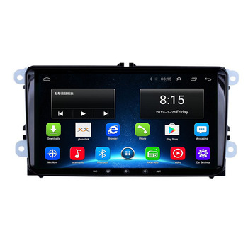 In stock ! 4G LTE Android 10 For VW/Volkswagen/Golf/Tiguan/Passat/b6 b5 Multimedia Stereo Car DVD Player Navigation GPS Radio image