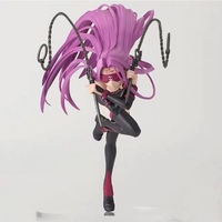 Presale October Sega Fate/Grand Order Ride Medusa Figure Fighters PVC action figure model Figurals