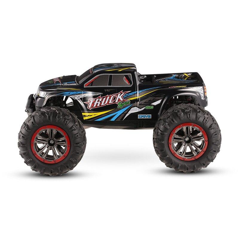 1:10 RC Auto 4WD 9125 2,4 Ghz High Speed 46 km/h Fernbedienung Auto RC Racing Treiben Auto Crawler Off road Auto Spielzeug für Kinder - 2