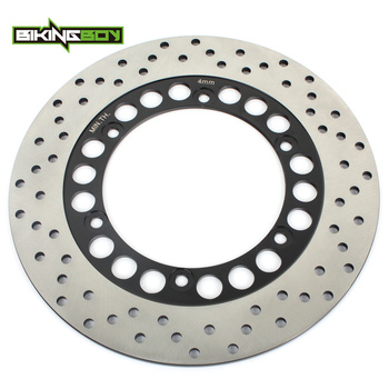 BIKINGBOY For Yamaha XJ 900 R S FZR 1000 EX UP / Genesis FZS 1000 Fazer XJR 1200 1300 MT-01 BT 1100 Rear Brake Disc Disk Rotor
