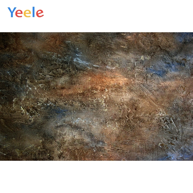 Yeele Dark Gradient Wall Grunge Abstract Food Dessert Photography Backgrounds Customized Photographic Backdrops for Photo Studio