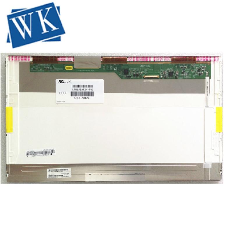 LP156WH4 LP156WH2 LTN156AT02 LTN156AT05 LTN156AT24 For Asus Laptop Lcd Screen A53S X53S A52J K53SJ K52D N53SUlcd Screen