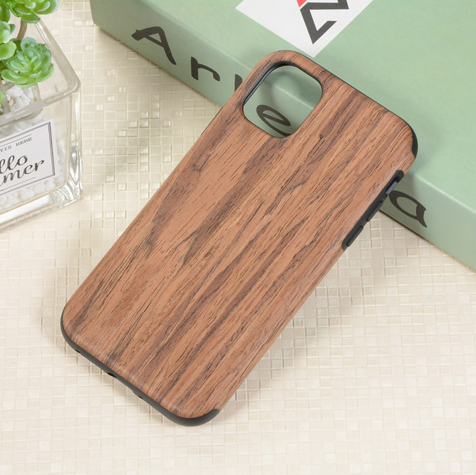 RainMan Retro Wood Case for iPhone 11/11 Pro/11 Pro Max 3