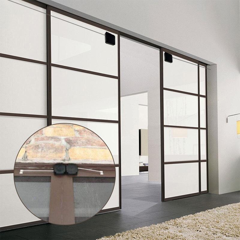 Punch free Automatic Sensor Door Closer|Door Closers| - AliExpress