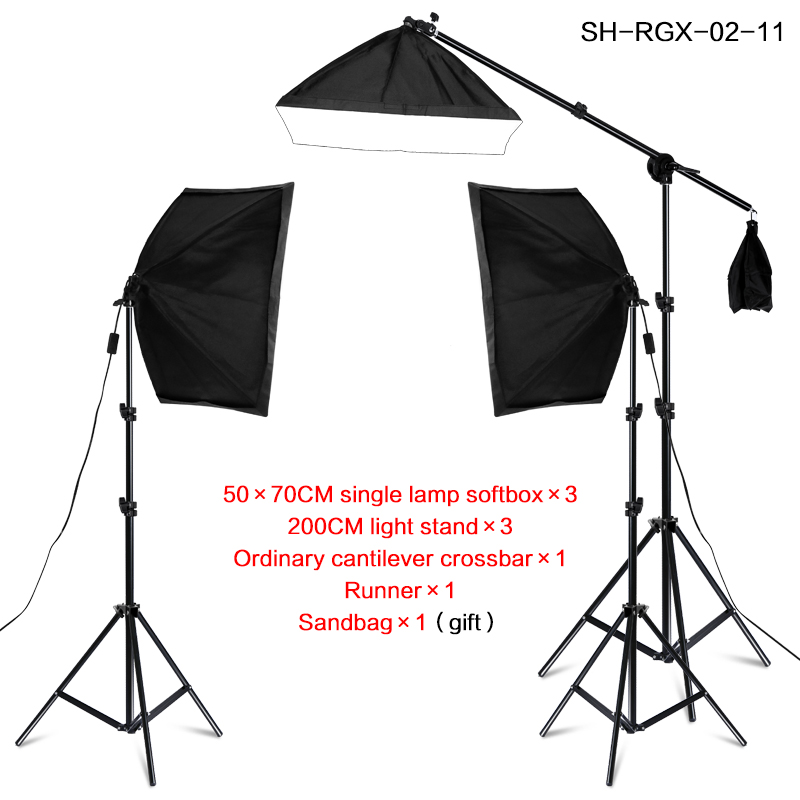 Basic Studio Softbox Kit
