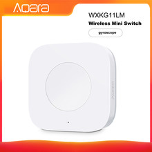 Aqara commutateur sans fil Intelligent Application intelligente télécommande ZigBee Wifi commutateurs de connexion pour xiaomi sonnette Mijia(China)