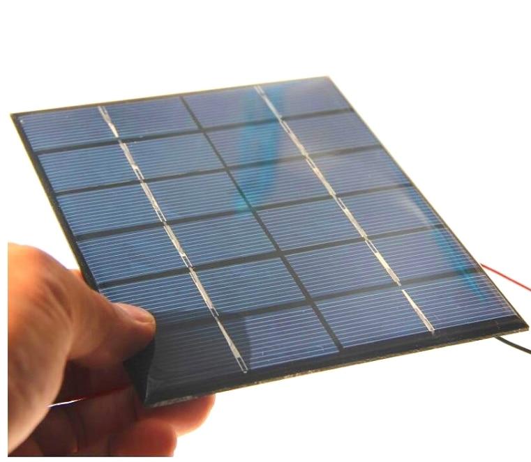 2w 18v epoxi modulo de celula solar 04