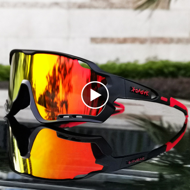 2019 Photochromic Cycling Glasses Mountain Bicycle Road Sport Sunglasses Women Men Glasses Cycling Eyewear Gafas Cicismo Goggles