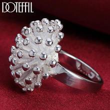 Женское кольцо фейерверк doteffil из стерлингового серебра 925