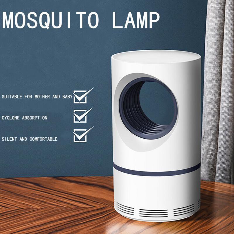Electric Fly Bug Zapper Mosquito Insect Killer LED Light Trap Pest Control Lamp Mosquito Killer Lamps Outdoor Lighting