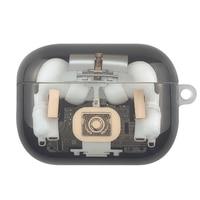 Custodia per Apple Airpods Pro struttura meccanica custodia morbida IMD per AirPods Pro cover per auricolari Bluetooth Wireless per Air pod 3