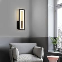 Modern interior Wall Lamps Living Room Bedroom Bedside 16W AC96V-260V LED indoor Bedroom wall Lighting decoration