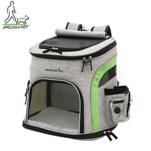 Cat Carrying Oversized Luxury Pet Backpack Dog Breathable