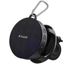 10W Bicycle Column Waterproof Shower Speaker Boombox Soundbar  Portable Bikes Bluetooth Speaker  Acoustics Sound Woofer Hands