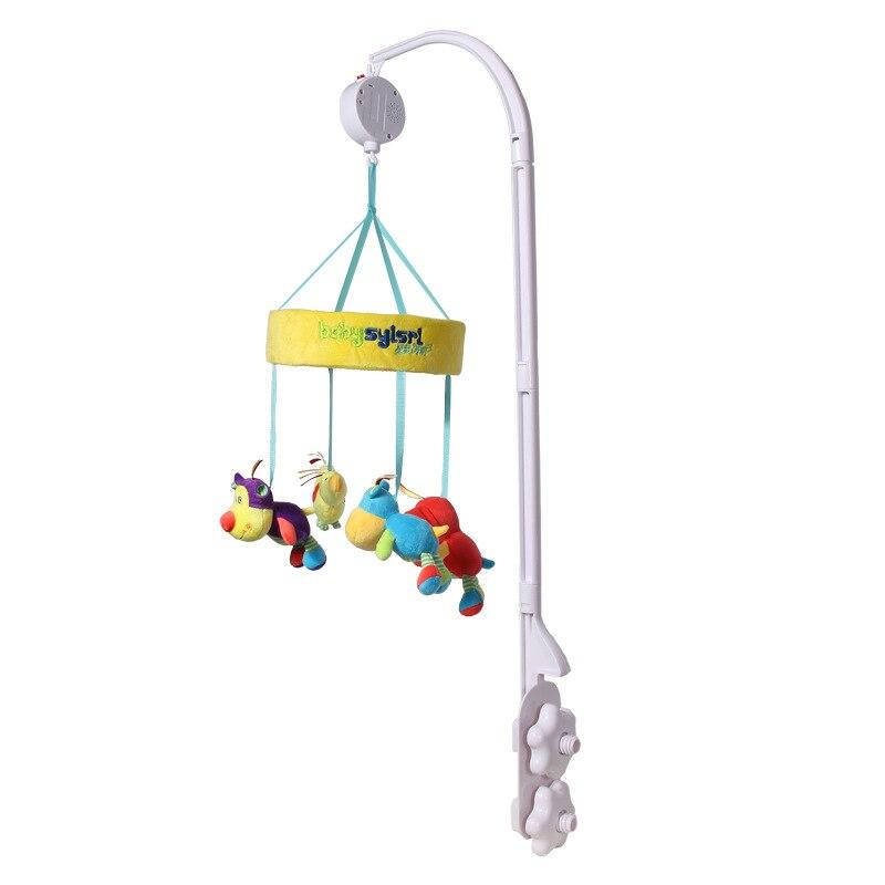 Xingmeng Moonlit Bett Glocke Bett Hängen 35 Musik Rotierenden Bett Hängen Stoff Baby Musik Rotierenden Bett Glocke - 3