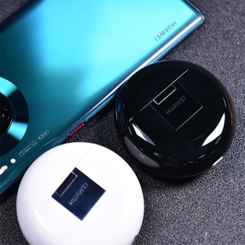 Originele Huawei Freebuds 3 Draadloze Headsets Tws Bluetooth Oortelefoon Actieve Ruisonderdrukking Bluetooth 5.1 Tap Controle Freebuds3 - 4