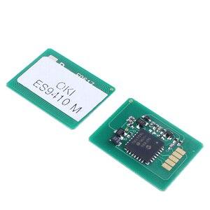 Image 3 - 15K Laser toner reset chip for OKI ES9410 ES9420WT color printer refill cartridge 44036028 44036027 44036026 44036025