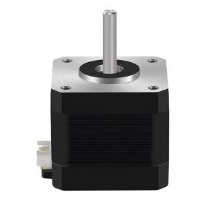 Image 2 - Nema17 Stepper Motor 0.9 Degree Higher precision 280 mN.m/57g.Cm 1.3A 17HS4401 4 Lead DIY CNC 3D Printer