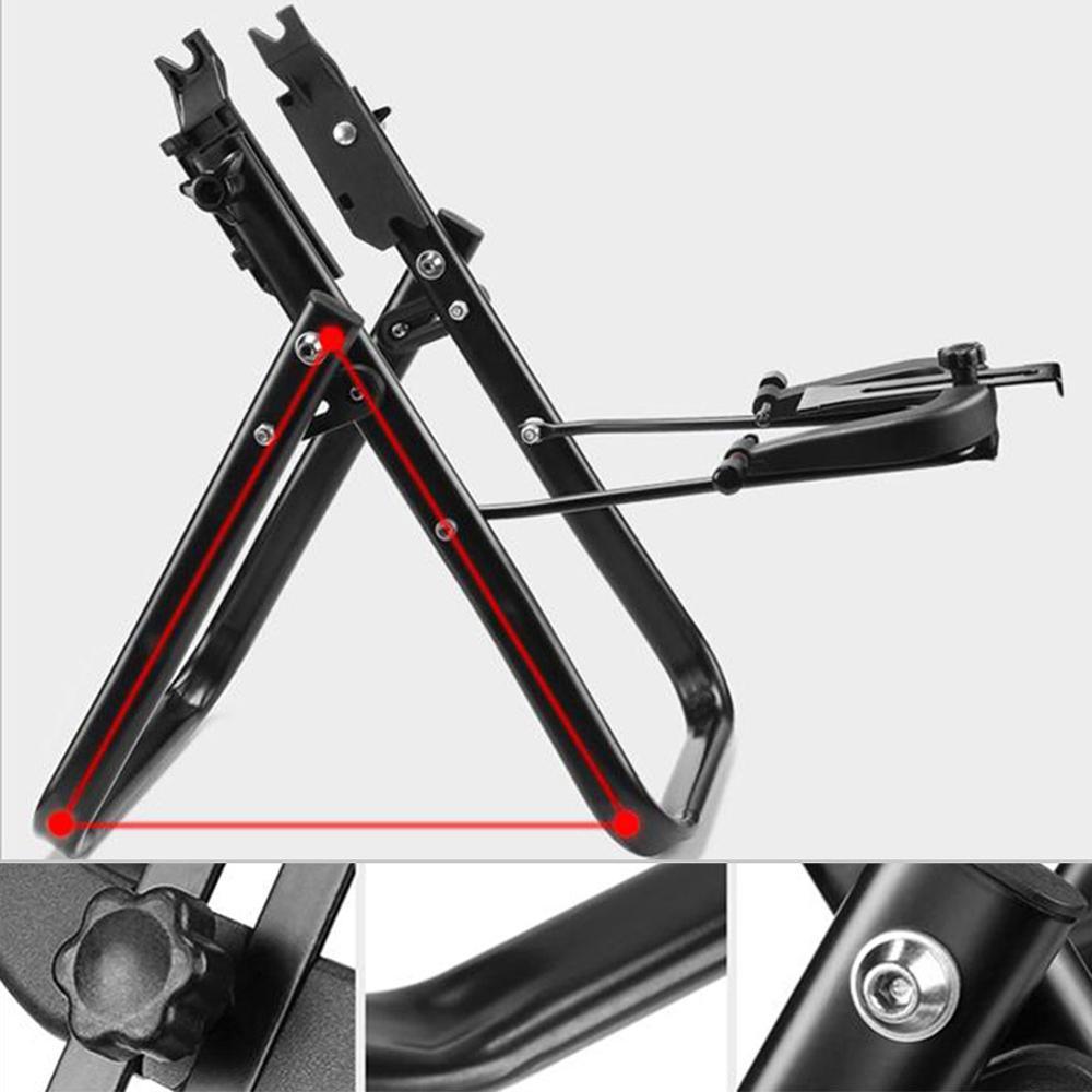 Bicycle Wheel Truing Stand Wheel Maintenance Home Truing Stand Holder Support Bike Repair Tool