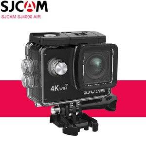 100% Original SJCAM SJ4000 AIR Action Camera Deportiva WiFi 4K 30FPS 2.0