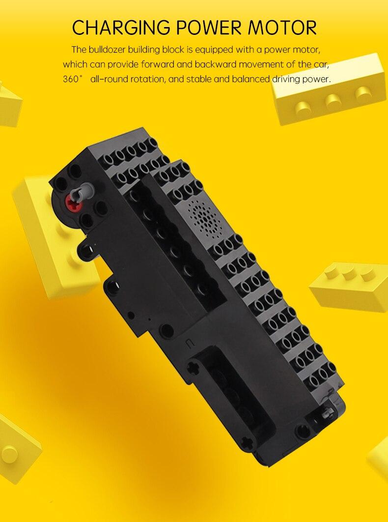 rastreado conjunto de blocos de construção tijolos