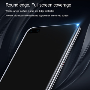 Image 4 - Nillkin XD CP+ Max Tempered Glass For Huawei P40 Protective oleophobic Full Screen glue