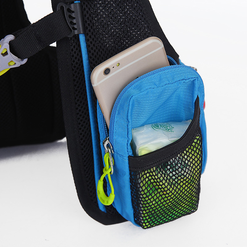 Cycling backpack breathable Hydration backpack for bicycle women men running outdoor sport bag riding water bags in Running Bags from Sports Entertainment
