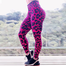 Sexy Dames Leggings 2020 Vrouwen Leggings Fitness Luipaard Print Hoge Taille Running Leggings Gym Leggings Sexy Leggings Асины #38(China)