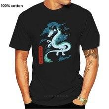 100% Cotton O-neck Custom Printed Tshirt Men T shirt Chihiro - Princess Mononoke Women T-Shirt