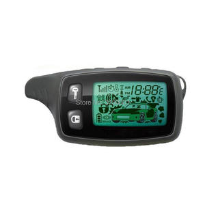 Keychain TW 9010 LCD Remote Co