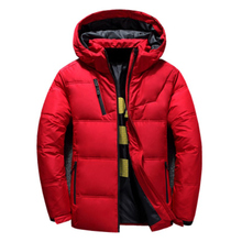 High Quality Winter Down Jacket Mens Thermal Thick Coat Snow