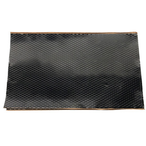 Car Sound Hot Deadener Mat Noise Proof Environmentally Friendly And Tasteless Pure Butyl Rubber Damping Plate Shock Pad