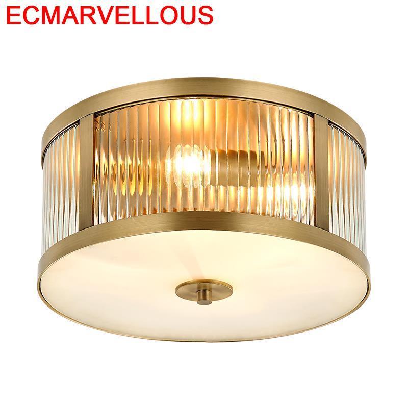 Lampada Lustre Lamp Celling De Vintage Home Lighting For Living Plafon Room Lampara Techo Plafondlamp Plafonnier Ceiling Light Ceiling Lights     - title=
