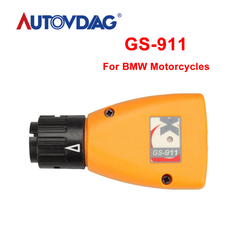 GS 911 Diagnostic Tool V1006.3 For <font><b>BMW</b></font> Motorcycles Emergency Scanner <font><b>GS911</b></font> Professional Analyzer Car tools image