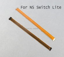 10pcs החלפה עבור מתג לייט מיני L כפתור Flex כבל עבור מתג Lite האם כוח מחבר סרט כבל פנימי