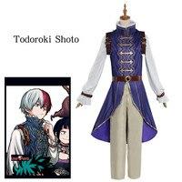 Shotuo Todoroki Cosplay Anime Boku No Hero Academia Cosplay My Hero Academia Costume Todoroki Shoto Costume Men