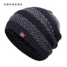 цены на 2019 NEW Winter Beanies Men Scarf Knitted Hat Caps Mask Gorras Bonnet Warm Baggy Winter Hats For Men Women Skullies Beanies  в интернет-магазинах