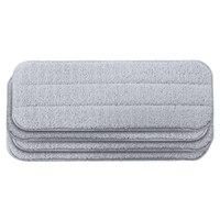 4 шт., прочная Чистящая Щетка для Xiaomi Deerma Tb500, распылительная водная швабра, шарнирное соединение, 360 Ткань для очистки, сменная ткань 355X120 мм
