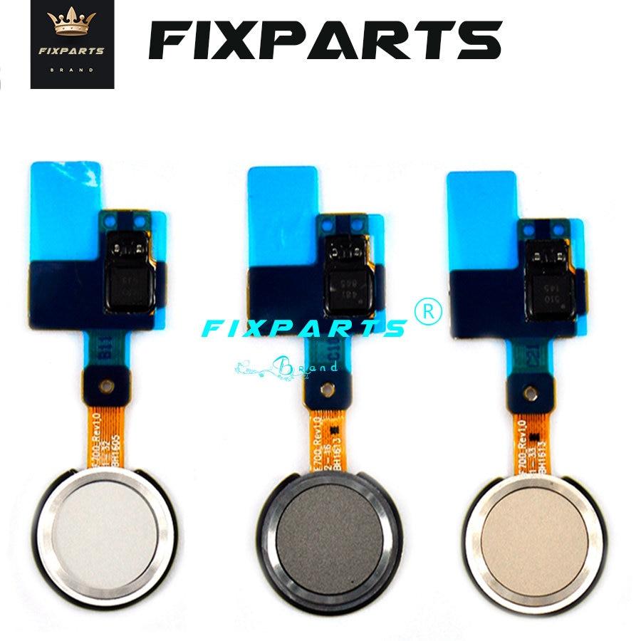 For LG G5 Home Button LG G6 Fingerprint Flex Cable Recognition Sensor For LG G5 5.3'' Power Button Flex Cable Replace For LG G6