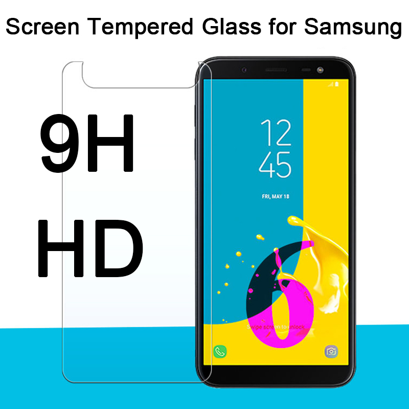9H HD Toughed Protective <font><b>Glass</b></font> for <font><b>Samsung</b></font> J7 2017 J5 2016 J3 2015 Screen Protector on Galaxy Grand Prime Plus Tempered <font><b>Glass</b></font> image