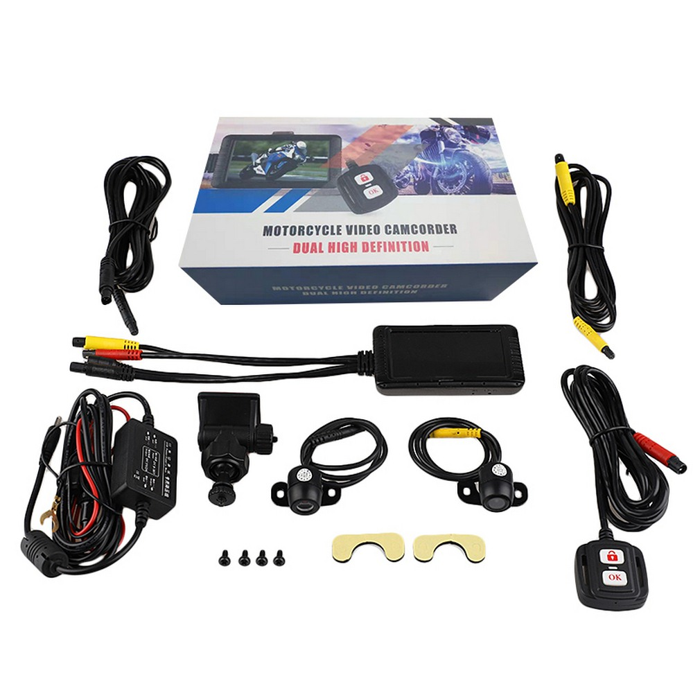 Motorcycle DVR SE100 3.0