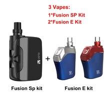 Vape Box Mod-Kit Vaporizer-Pen Smooth-Pod Compact-Native E-Cigarette Fusion/fusion 1500mah