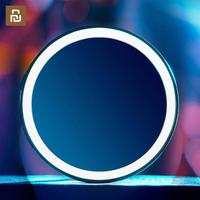Youpin JORDAN & JUDY make up spiegel mit LED light Touch Dimmer Eitelkeit Spiegel Lampe füllen lichter Kosmetische Werkzeug für Live broadcast|Smarte Fernbedienung|   -