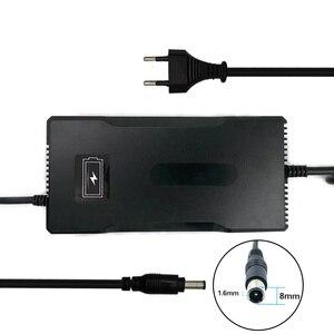 Image 5 - YZPOWER AC100V 240V 58.8 فولت 2.5A 3A 3.5A 4A السيارات شاحن بطارية ليثيوم ل 48 فولت ليثيوم أيون يبو بطارية حزمة أداة كهربائية