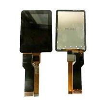 Orijinal ekran onarım bölümü GoPro Hero 5 eylem kamera için gövde LCD ekran dokunmatik ekran yedek parçaları