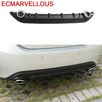 Parts Personalized Upgraded Modified Front Rear Diffuser Lip Tunning Car Styling Bumper 14 15 16 17 FOR Toyota Corolla